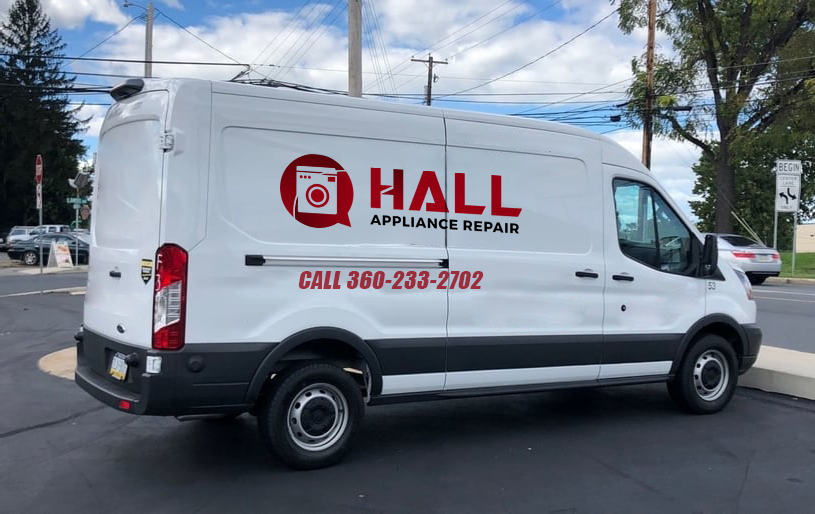hall appliance repair in vancouver
